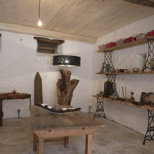 La boutique de Francis Clog – Tournerie et Rêverie