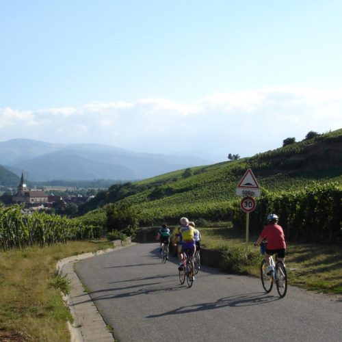 Vélo ou VTT